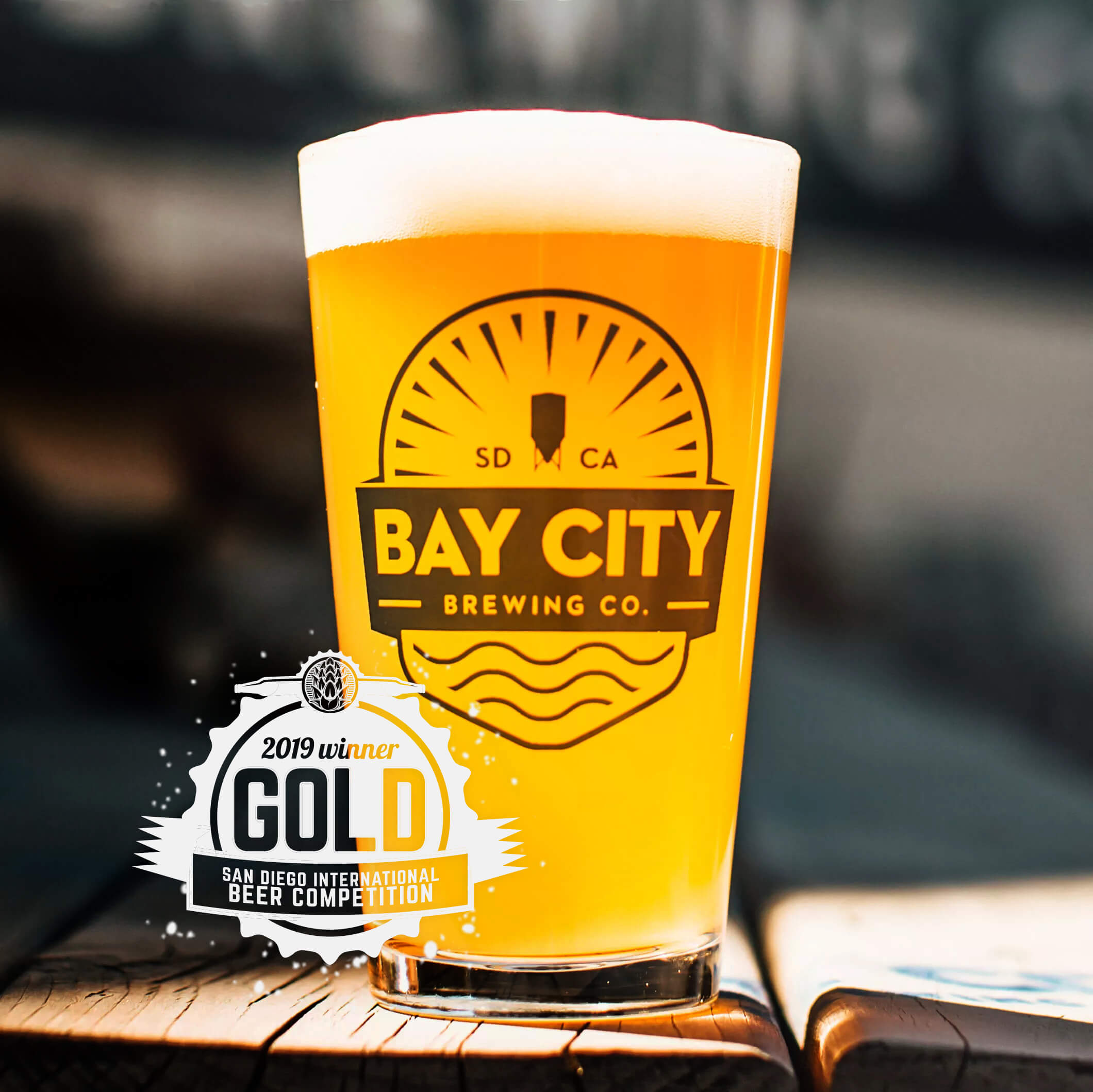 Bay City Pale Ale