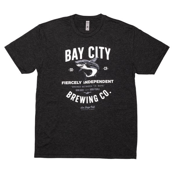 Bay-City-Fiercely-Independent-Mens-TShirt-Front