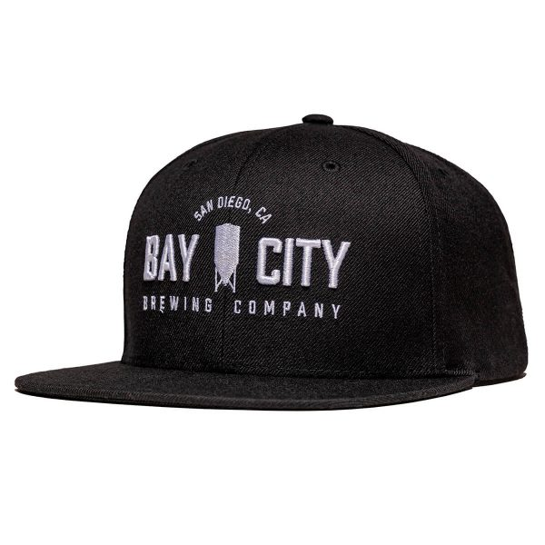 Bay-City-SignatureBayCity-FlatBill-Hat-Side